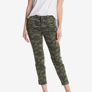 Kut From The Kloth Janet Ankle Skinny Camo Jeans